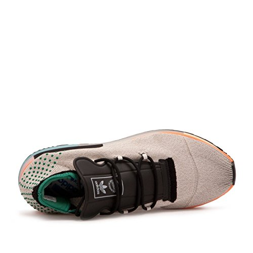 92971aefc0dd6 Adidas - Alexander Wang AW Run Mid - Montantes Homme, Beige (Multicolore),  41.5 EU  Amazon.fr  Chaussures et Sacs