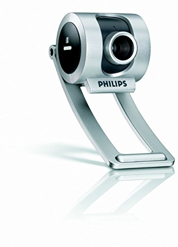 Philips SPC315NC/00 Skype Compatible Webcam with Headset (Silver) ()