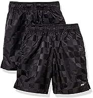 Amazon Essentials Boys Active Performance Woven Soccer Shorts