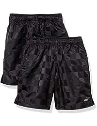 Boys Active Performance Woven Soccer Shorts