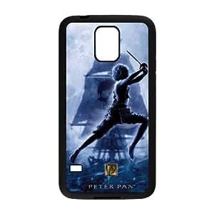 Samsung Galaxy S5 Cell Phone Case Black Peter Pan hhca