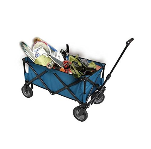 Ozark Trail Folding Wagon Blue