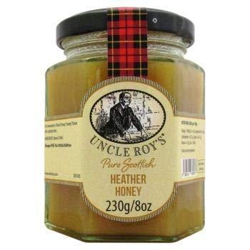 Scottish Honey - Uncle Roy's Pure Scottish Heather Honey