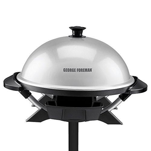 George Foreman 200 cu in Indoor / Outdoor Grill, GFO200S