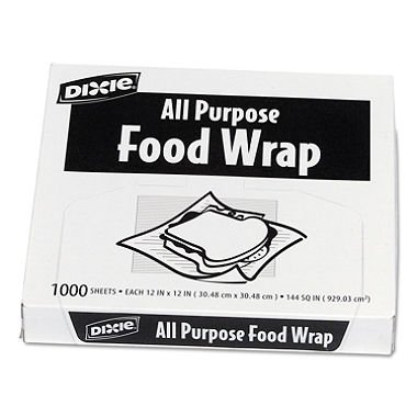 Dixie - All Purpose Food Wrap, 12