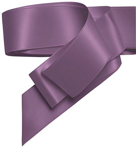 2 Inch Satin Ribbon Style 3550, Wisteria