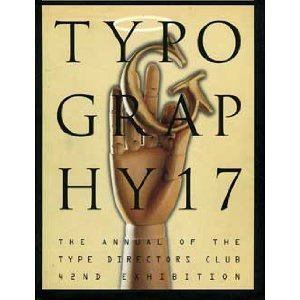 Typography 17: The Annual of the Type Directors Club, 42nd Exhibition