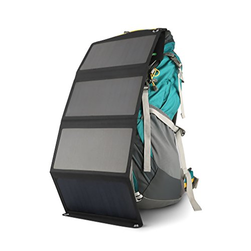Solar Charger For Backpacking - 4