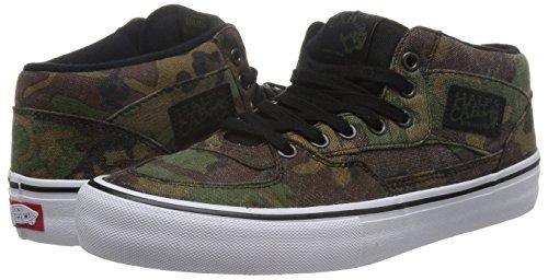 Vans Skate Shoe Men Half Cab Pro Skate Shoes camo black FY8T9kBxLZ