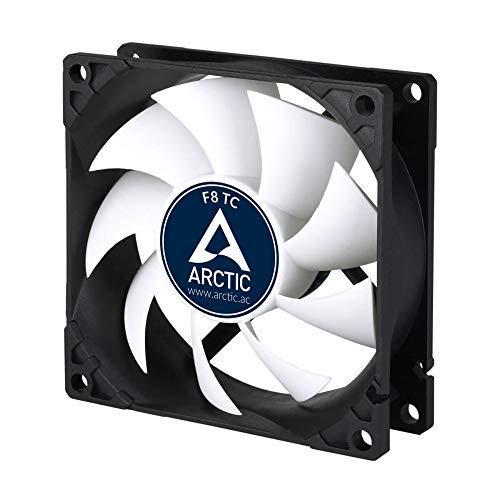 Ventilador ARCTIC F8 TC - Temperature-Controlled 80 mm Case