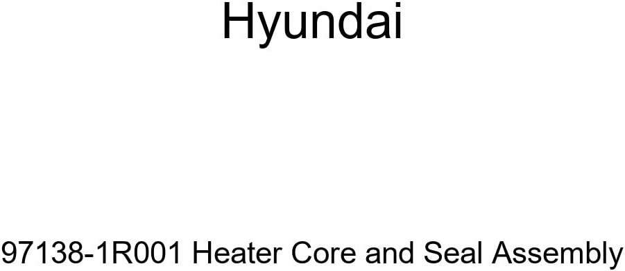 HYUNDAI Genuine 97138-1R001 Heater Core and Seal Assembly