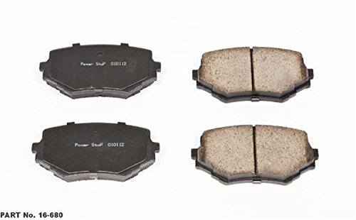 Power Stop (16-680) Z16 Ceramic Brake Pad