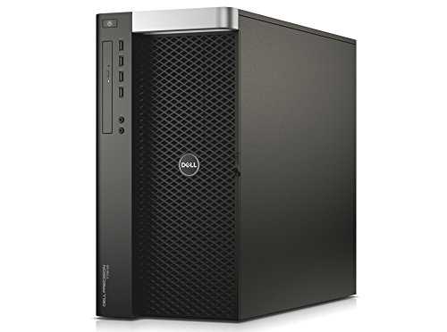 Dell Precision T7610 Tower Business Desktop PC High-End Build Your Own Computer, Intel Xeon up to 3.5GHz Processor, 800GB SSD, Windows 10 Pro Optional (Renewed)