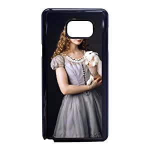 Samsung Galaxy Note 5 Phone Case Black Alice in Wonderland ZBC361067