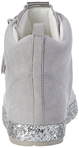 Da Comfort Basse Ginnastica Gabor Scarpe Shoes lightgreykristall Donna Grigio