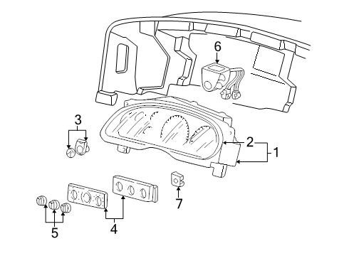 audi a4 b5 coil pack wiring harness
