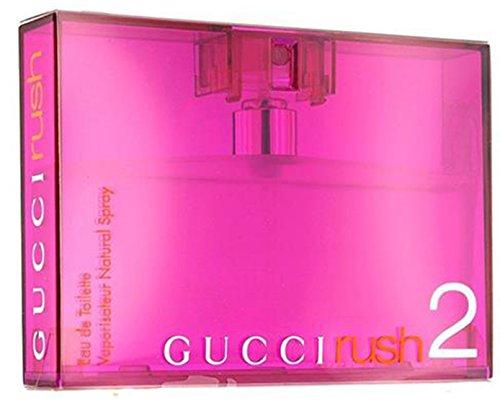 Guccî Rush 2 Eau De Toilette Spray for Woman, EDT 1 Ounce 3