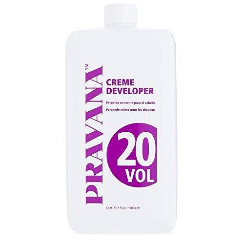 PRAVANA Creme Developer, 20 Volume by PRAVANA