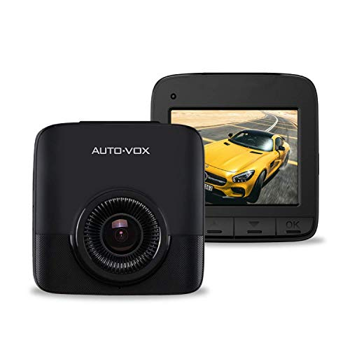 """AUTO-VOX 1520P 2.7K D5 Dash Cam 2.4"""" Dashboard Camera Record"""