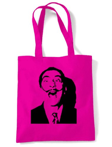 Bag choice of Salvador Tote Shoulder Bag Dali of colours Shoulder Dali Pink Tote Salvador choice UwHAB