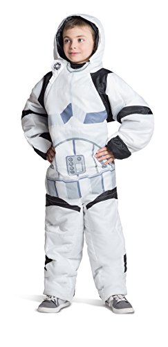 Selk'bag Kids Star Wars Wearable Sleeping Bag: Storm Trooper, Large -