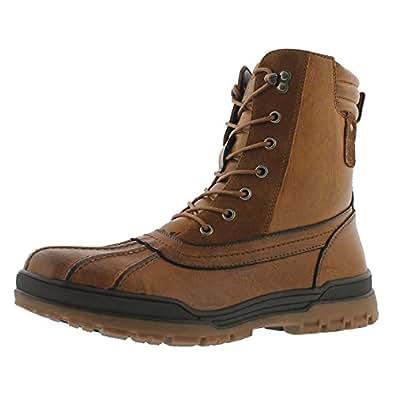 Amazon.com | Godik Men's York Waterproof Winter Boot Camel
