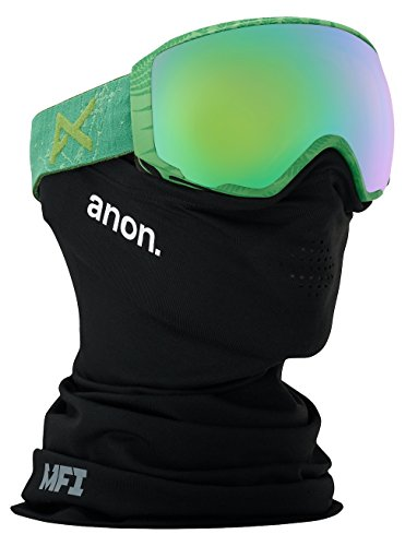 Burton WM1 MFI Goggle, Fern Green, Sonar Green - Anon Wm1 Goggles