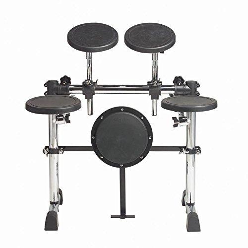 Gibraltar 5-Piece Practice Pad Drum Kit on Gibraltar Rack (5 Piece Practice Pad)