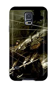 (hwKwQEq7546befTh)durable Protection Case Cover For Galaxy S5(avengers)