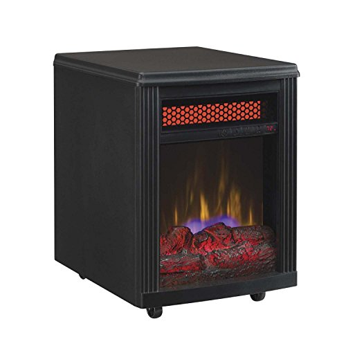 Duraflame 10IF9239BLK Portable Electric Infrared Quartz Heater, Black Review