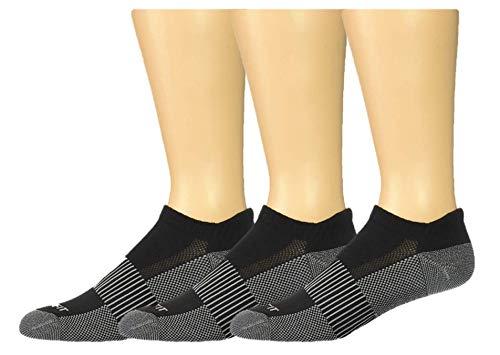 Copper Fit Performance Sport Cushion Low Cut Ankle Socks (3 pair), Size L/XL, Men's Shoe 9-12, Ladies Shoe 10-13
