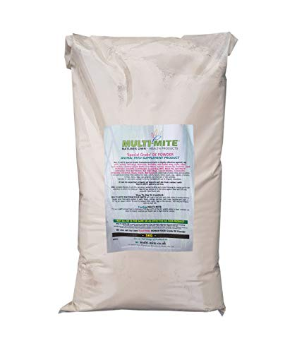 Multi-Mite 5KG DIATOMACEOUS EARTH Feed Grade DE Powder SPECIAL GRADE DE 5kg