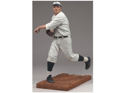 McFarlane Toys MLB Cooperstown Series 6 Action Figure Babe Ruth (New York Yankees)