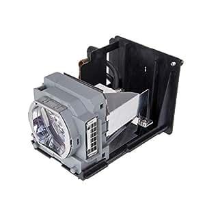 Genie para Sony LMP C163Proyector Vídeo lámpara bombilla de recambio para VPL CS21/CX21-Recambio de mecha para lámparas y reflector con Genie para Sharp imagen 2500horas vida alta definición y brillo