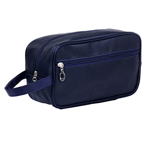 Waterproof Travel Toiletry Pouch Organizer Bag Case (Multicolor) - 2