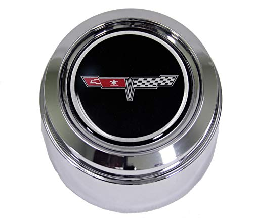 Keen Parts C3 Corvette 1980-1981 Center Cap Aluminum Wheel