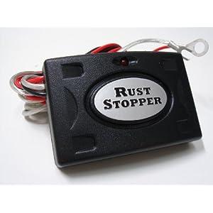電子サビ防止装置 ラストストッパー 軽自動車・リッターカータイプ 46-4202