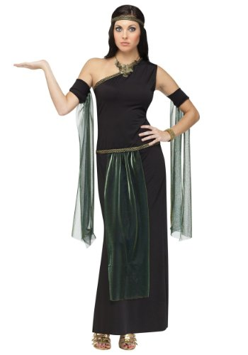 Nile Queen Cleopatra Costumes - Womens Cleopatra Nile Queen Egyptian Costume
