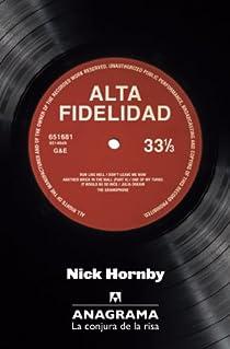 Alta fidelitat par Nick Hornby