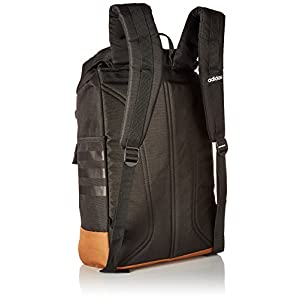 adidas Midvale Backpack, Black, One Size