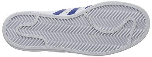 White Bambini Biancoweißftwr FoundationScarpe Blue Ginnastica eqt Da S16 AdidasSuperstar Unisex S16 eqt 8k0wOPXn