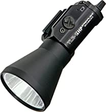 Streamlight 69215 TLR-1 HPL High Powered STD Rail Mounted Strobing Tactical Light with Rail Locating Keys - 775 Lumens