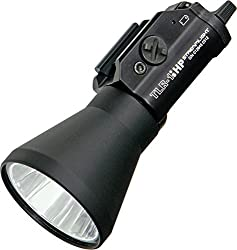 Streamlight 69215 Tlr-1 Hpl High Powered Std Rail Mounted Strobing Tactical Light With Rail Locating Keys