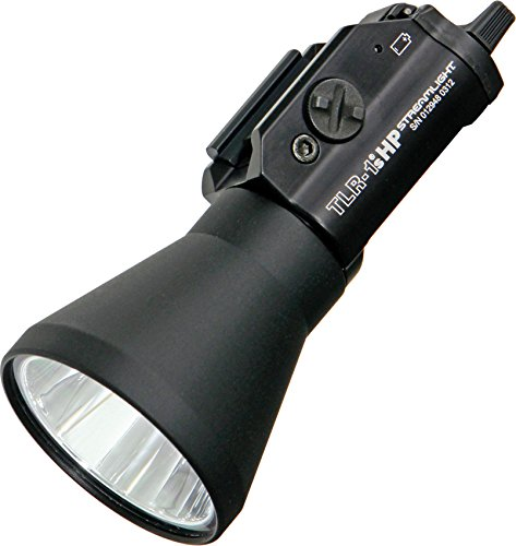 Streamlight 69215 TLR-1 HPL High Powered STD Rail Mounted Strobing Tactical Light with Rail Locating Keys - 775 ()