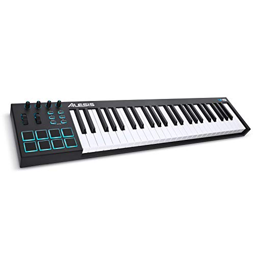 Alesis V49 | 49-Key USB MIDI Keyboard Controller with 8
