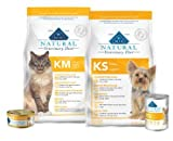 Blue Natural Veterinary Diet KS Kidney Support Dry Dog Food 22 lb