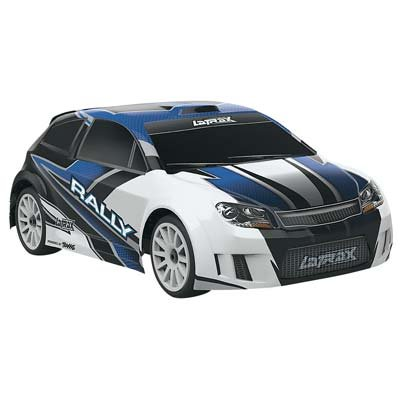 - Traxxas LaTrax Rally 4WD Rally Car, 1/18 Scale