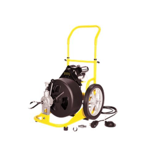 COBRA PRODUCTS ST-4540 SPEEDWAY CABLE DRUM DRAIN MACHINE (1/EA)