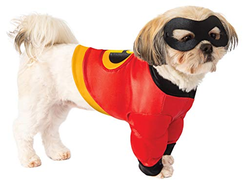 Rubie's Disney: Incredibles 2 Pet Costume Shirt and Mask, Small from Rubie's