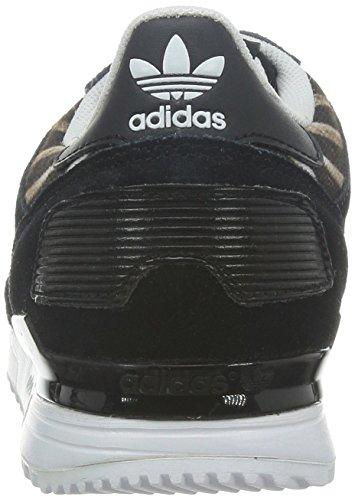 W Originals mode Ftwbla Noir Baskets 700 femme Noiess Noiess Zx adidas dBX7txqB
